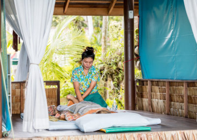 Massage at New Body and Mind