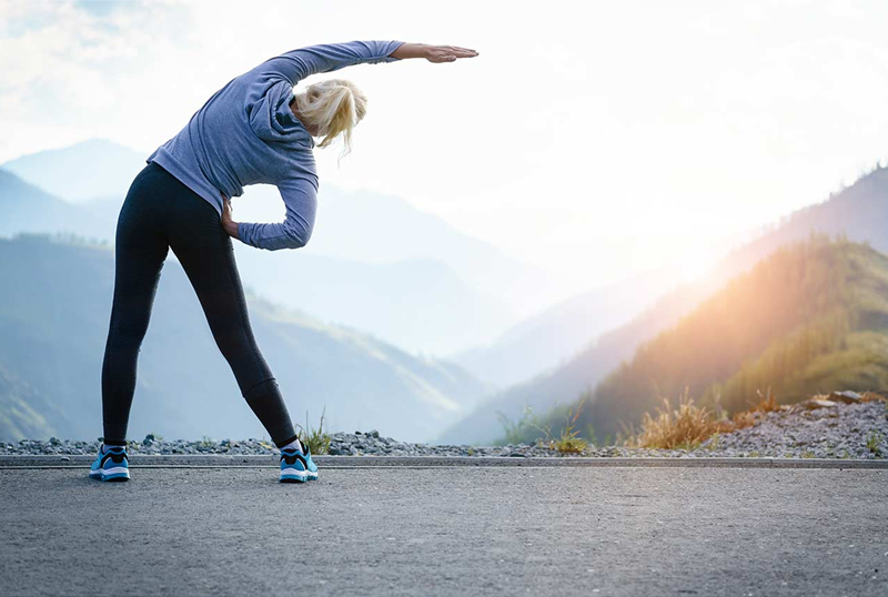 Healthy movement matters at New Body and Mind
