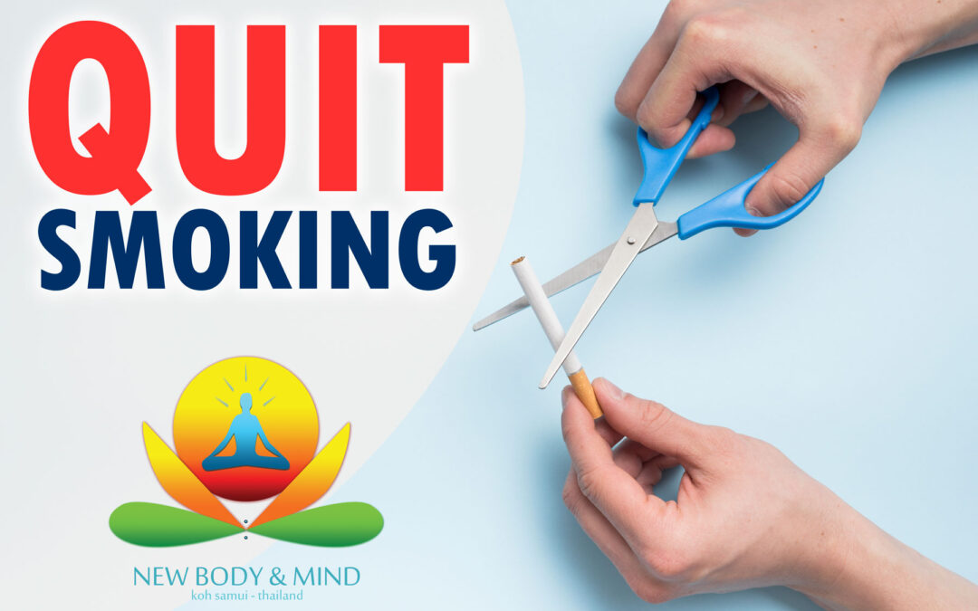 Quit smoking at New Body and Mind