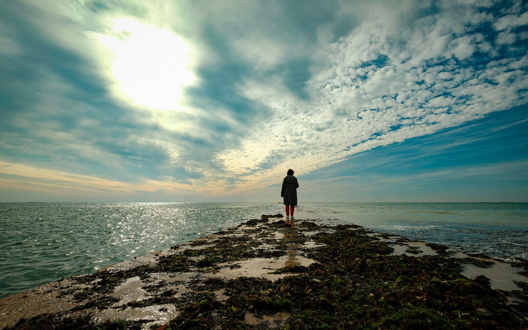 Walking meditation. Why we should try it