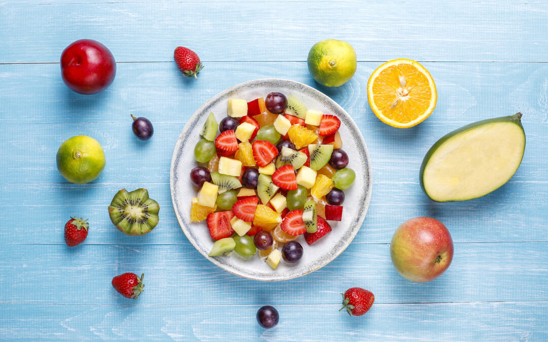 Cooking with Peung – Fresh Fruit Salad