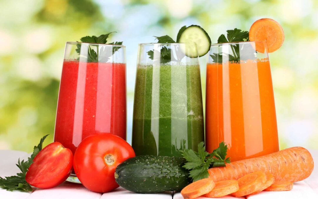 A Vegetable Juice for a Better Multivitamin