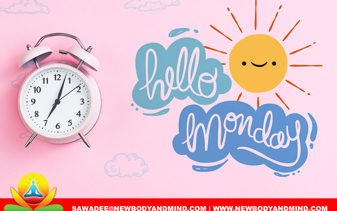 How To Make Your Mondays Shine With The Slow Monday Routine