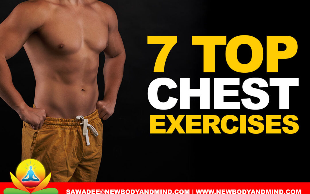 7 Top Chest Exercises